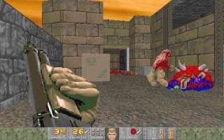 Doom Underground — Review of Spooky05 WAD (spooky05)